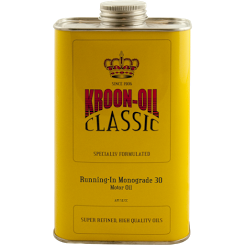 Kroon Oil Running-In Monograde 30 Motorolie