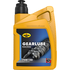 Kroon Oil Gearlube Racing 75W-140 Transmissieolie