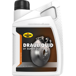 Kroon Oil Drauliquid LV Super DOT 4 Remolie