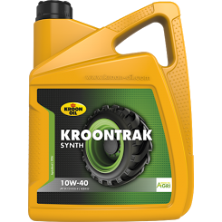 Kroon-Oil Kroontrak Synth 10W40 Motorolie