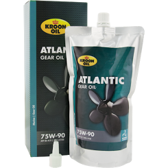 Atlantic Gear Oil 75W-90