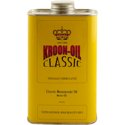 Kroon Oil Classic Monograde 50 Motorolie