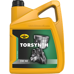 Kroon Oil Torsynth 5W-40 Motorolie