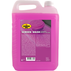 Screen Wash Summer