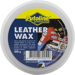 PUTOLINE LEATHER WAX