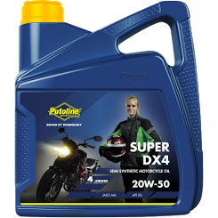 4 L can Putoline Super DX4 20W-50
