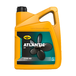 Kroon Olie Atlantic 4-Takt 25W40 Motorolie