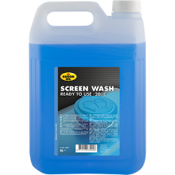 5 L can Kroon-Oil Screen Wash -20