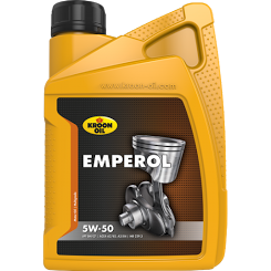1 L flacon Kroon-Oil Emperol 5W-50