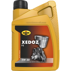 1 L flacon Kroon-Oil Xedoz FE 5W-30