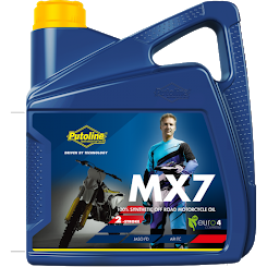 4 L can Putoline MX 7